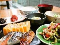 朝食和洋バイキング【和食イメージ】