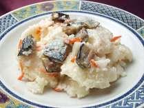 【1Fラ・ベランダ】朝食限定 石川県郷土料理「大根寿司」 甘い麹とニシン、歯ごたえのある大根は美味♪