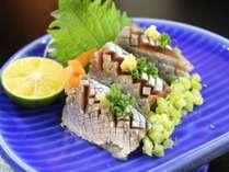 旬のお魚!「秋刀魚のお刺身」