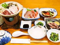 【当館人気の2食付プラン】敦賀の山海の恵みと家庭的な料理でおもてなし。
