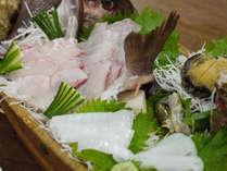 【5/5~7/31まで】期間限定★当日のお任せ♪新鮮な地魚の舟盛付きプラン