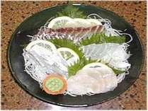 刺身の盛皿