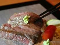 ◆群馬産A5黒毛和牛ステーキをプラス◆