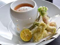 【春】諧暢楼 山菜を使った一品