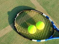 軽井沢でテニスはいかがですか?