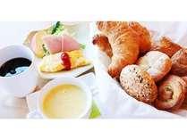 朝食のイメージ写真です