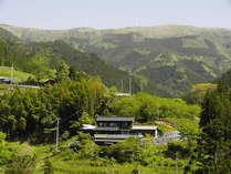紙漉き体験民宿かみこや (高知県)