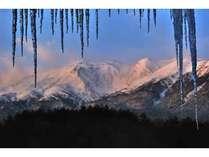 厳冬の御嶽山2