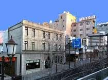 めざまし食堂&上田プラザホテル