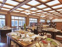 身体に優しい上質な朝食ビュッフェ■豊富なメニューでお待ちしております。