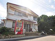 与州旅館<与論島> (鹿児島県)