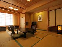 【一番お得な和室】窓から北アルプスが見えない分、料金がお得なお部屋です。和室8畳