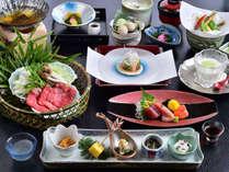 【2018年夏】夏の味覚を愉しむ会席料理。(6/1~8/31のお料理一例)