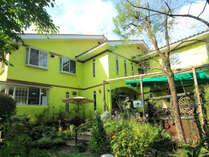 緑あふれる温かなお庭に癒されてください♪