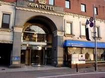 アパホテル〈砺波駅前〉の写真