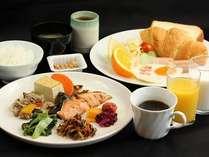 ★朝食★盛り付け例