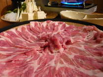 【1泊2食】『上州銘柄豚』しゃぶしゃぶコースプラン