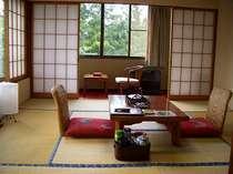 【旧館】古き良き時代の落ち着いた旧館の客室