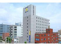 スマイルホテル熊谷外観(東京側から)