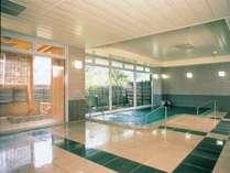 【椿の湯】当館自慢の大浴場です。