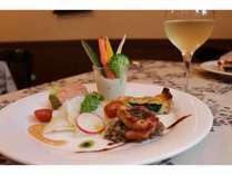 【お食事処】『ブション・リヨン』 フレンチ 料理一例