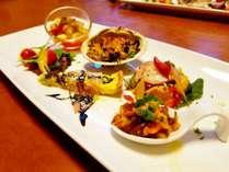 【お食事処】『イルバッコ・ビス』 イタリアン 料理一例