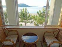 【聖地巡礼応援企画!!平日限定♪1泊朝食付】海辺のお部屋とご朝食は人気の鯛茶漬けプラン