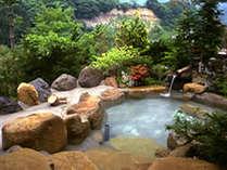 千三百年こんこんと湧き続けている湯量豊富なお湯です