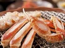 ますます甘味が活きる焼蟹、ぜひ食べていただきたい逸品