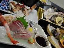 【とって隠岐★旅】みつけ島荘に泊るならこれ!魚介類大好きプラン!