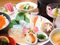 【春限定/和食】三陸の春を味わう和食コース~曙~(夕・朝食付)