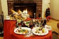 お部屋でクリスマスメニュー