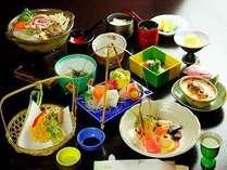 日本初!ごはんフリーにえらんで旅館を楽しむ!【夕食・朝食】プランPART2