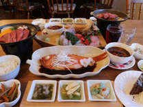 【お料理グレードアップ】伊豆に来たら食べたい「金目鯛の煮付け付」プラン
