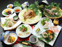 【*-定番-*】四季の田舎料理*11品