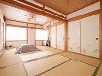 【子供大歓迎】広い和室でのんびり貸切温泉プラ