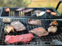 【夏休み☆サマープラン】≪家族・友達と高原バーベキュー≫UMEYAの農園野菜はウマいんよ♪♪