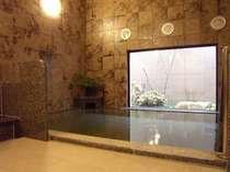 ラジウム人工温泉「旅人の湯」で心と旅の疲れを癒してください