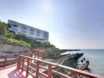 *【外観】心地よい海風を感じながら、お散歩してみてはいかがでしょうか?