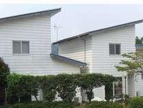 1戸建てのペンション