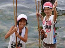 【伝統漁法体験】「とったど~!」お子様大はしゃぎ!能登の秋の風物詩タコすかし漁と採れたて新鮮蛸を食す