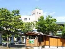 自家源泉の宿 すかっとランド九頭竜 (福井県)