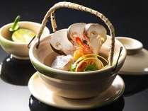 松茸の土瓶蒸しイメージ