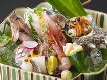 地魚7種盛り イメージ