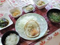 *【朝食一例】トレッキングや早朝出発の方にはお弁当をご用意いたします!