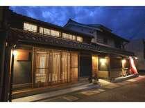 町家ホテル baison (岐阜県)