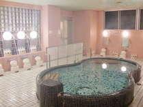 【お風呂】女性大浴場/疲れをゆっくり癒してください。