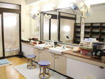 【お風呂】男性大浴場/脱衣所