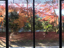 【大会議室からの眺望】研修施設としてもご利用いただけます
