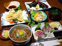 【1泊2食¥7000】選べる夕食付プラン【天然温泉】